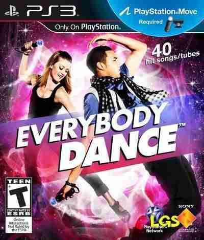 Descargar Everybody Dance [English][FW 3.72][USA][CLANDESTiNE] por Torrent
